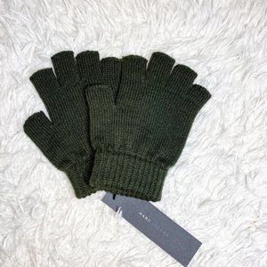 new Marc Jacobs wool fingerless gloves